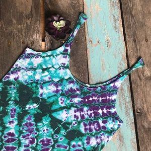 Urban Outfitters Tie-Dye Tank Top
